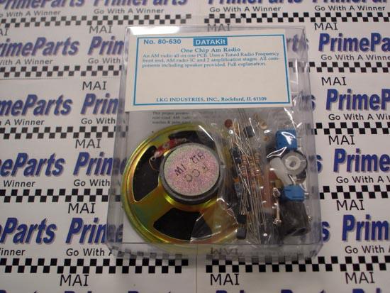 80-630 DATAKit One Chip AM Radio Kit [80-630] - $24 95 : MAI