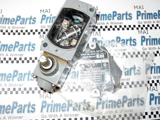 Allen Bradley 802R-AF Sealed Contact Oiltight Limit Switch