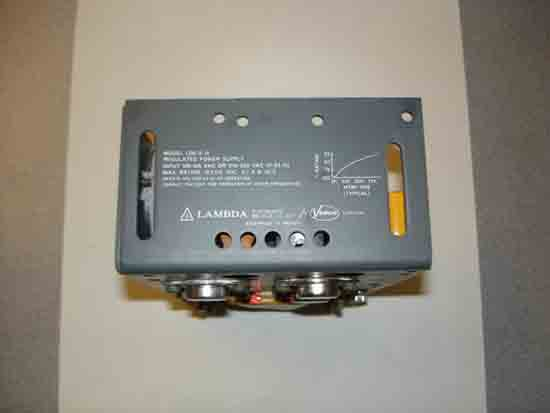 Lambda LOS-X-12 Regulated Linear Power Supply