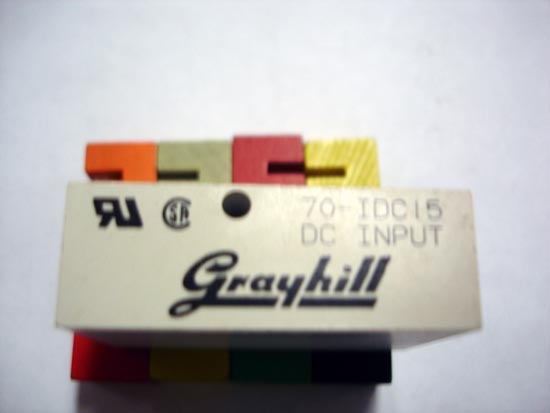 Grayhill 70-IDC15 Solid State Relay Module