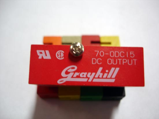 Grayhill 70-ODC15 Solid State Relay Module