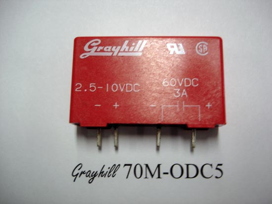 Grayhill 70M-ODC5 Solid State Relay Module
