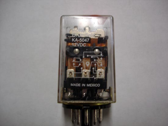 Potter & Brumfield KA-5047 Relay
