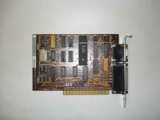 IBM 33F7417, 6448800XM Serial/Parallel Adapter Card