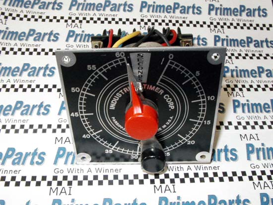 Industrial Timers Co. CH-60SEC, CH-1M Time Delay Timer