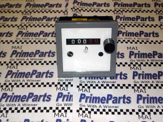 Elapsed Time / Hour Meters : MAI/Primeparts Electronic