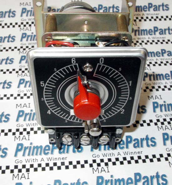 Industrial Timers Co. TDAB-6SEC Time Delay Timer